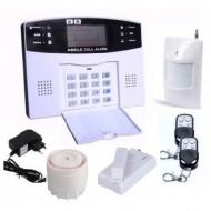 Охранные сигнализации и датчики (18)
