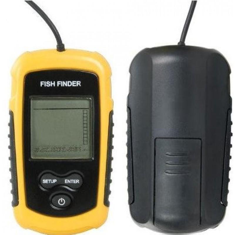 Эхолот проводной FishFinder