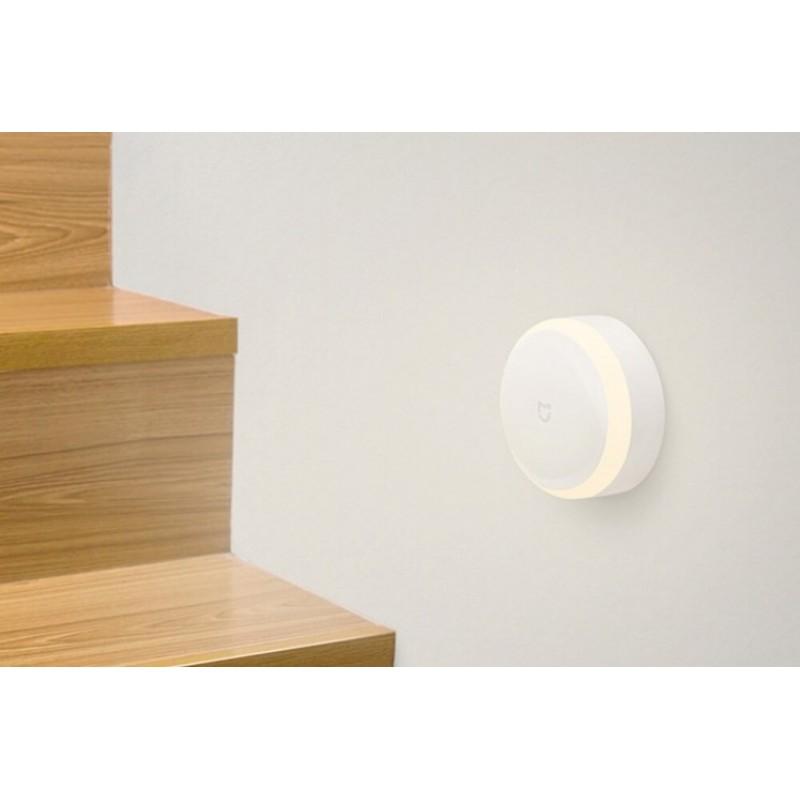 Xiaomi MiJIA IR Sensor and Photosensitive Night Light, лампа-ночник с датчиком движения