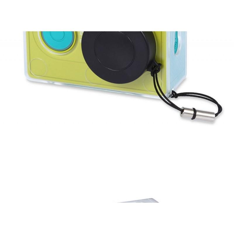 Пластиковый прозрачный чехол для Xiaomi Yi Action Camera