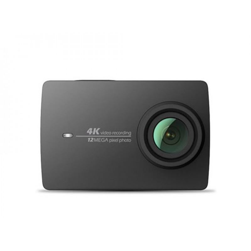 Xiaomi Yi Action Camera 4K, спортивная экшн-камера с 4К сьемкой, Black
