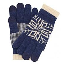 Xiaomi Mi Gloves, перчатки для сенсорных экранов, синие