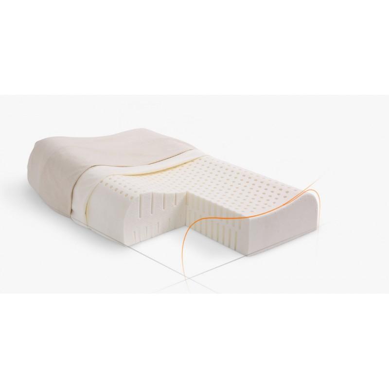 Xiaomi 8H Protect-the-Neck Latex Pillow Z2, натуральная латексная подушка