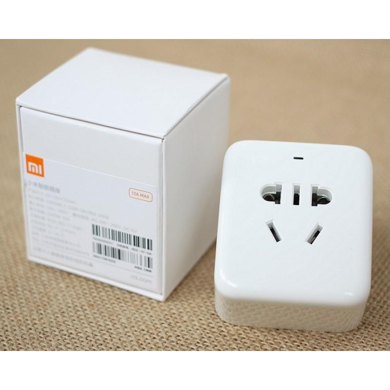 Xiaomi Smart Socket, Mi Smart Power Plug, умная беспроводная Wifi розетка