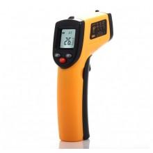 Инфракрасный бесконтактный пирометр BENETECH GM550, от -50 до +550°C