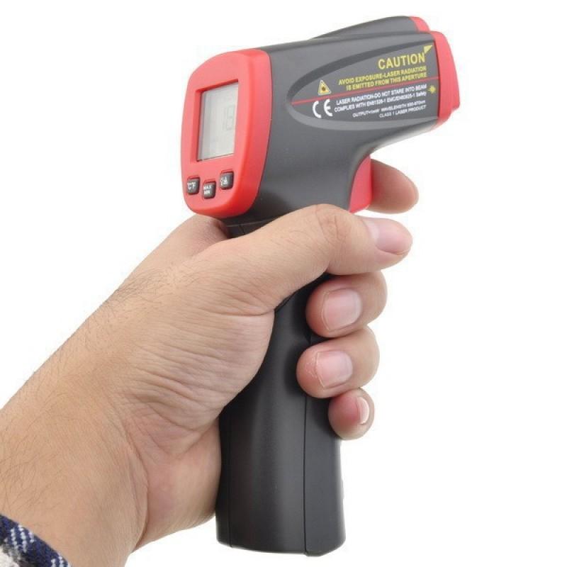 Инфракрасный бесконтактный пирометр MCH 530A, от -50 до +530°C